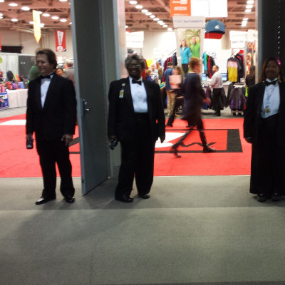 Convention Services From many years of experience working with different types of events and venues, D&L has developed an extensive base of knowledge of convention and trade show sites and the services required by events held there. Due to this specialized knowledge as well as the growing needs of the convention and trade show business in the Dallas/Fort Worth area, D&L Convention Services was formed 1978 as a division of D&L.